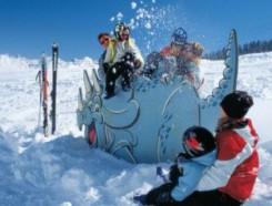Как интересно провести зимние каникулы с детьми?