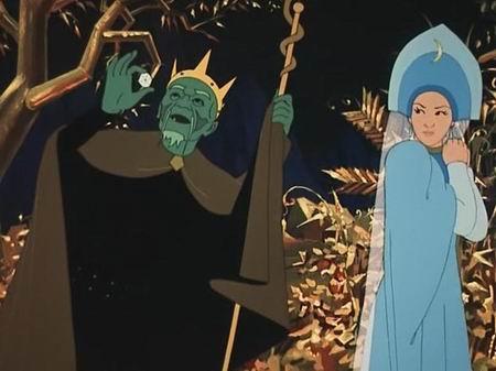 тридевятое царство мультфильм в картинках
