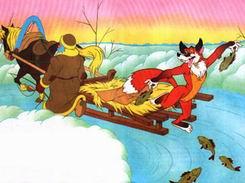 Скачать мультфильм лиса и дрозд