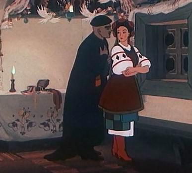 Ночь перед рождеством 1951