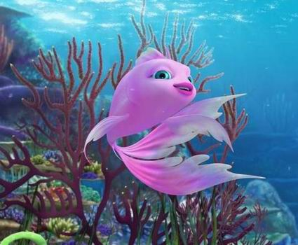 Не очень страшное кино shark bait 2006
