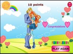 Игра для девочек Winx Математика