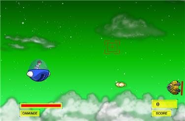 Игра Бен 10 Инопланетный охотник