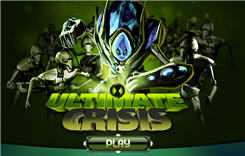 Игра Бен 10 Ultimate Crisis