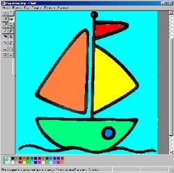 детские раскраски онлайн